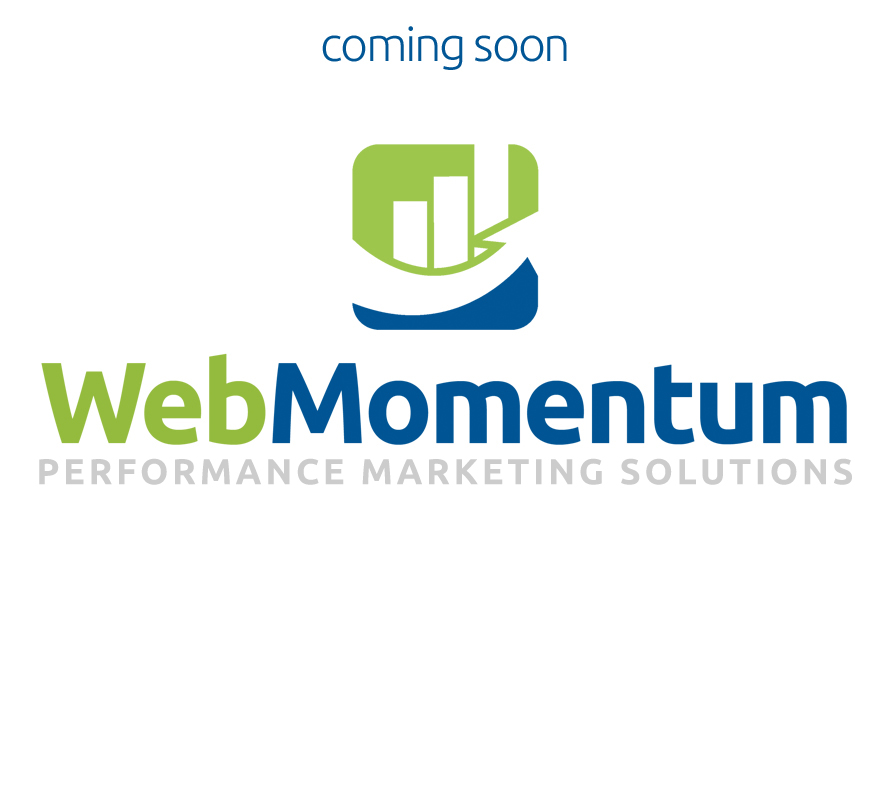 WebMomentum - Coming Soon
